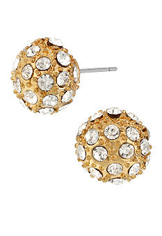 CYNTHIA Cynthia Rowley Pave Crystal Stud Earrings