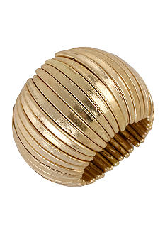 CYNTHIA Cynthia Rowley Gold Stretch Ring