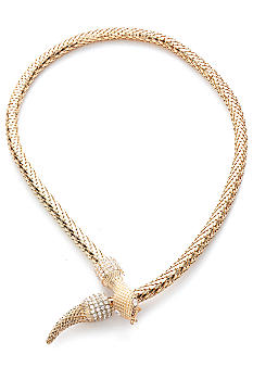 ABS by Allen Schwartz Snake Collar Necklace