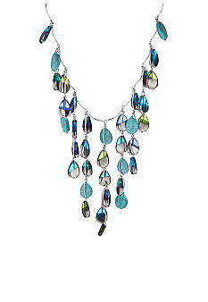 ABS by Allen Schwartz Bead Bib Necklace