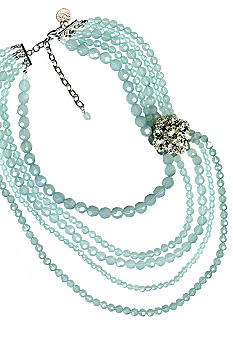 Kathleen Murphy Biltmore Mint Necklace