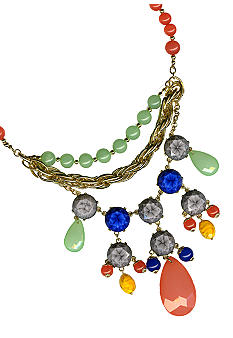 Kathleen Murphy Charleston Charm Necklace