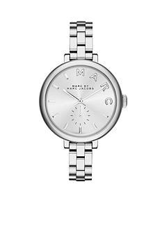 Marc Jacobs Women's Sally Stainless Steel Three Hand Watch