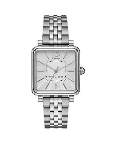 Marc Jacobs Women's Vic Stainless Steel Three Hand Watch
