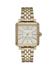 Marc Jacobs Women's Vic Gold-Tone Three Hand Watch