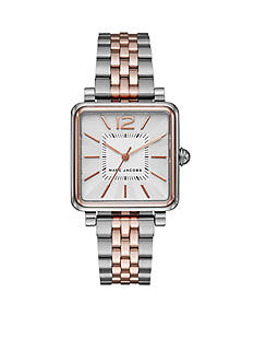 Marc Jacobs Women's Two-Tone 3 Hand Watch