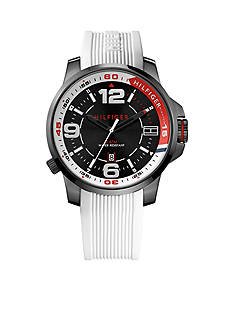 Tommy Hilfiger Men's Sport Black IP Strap Watch