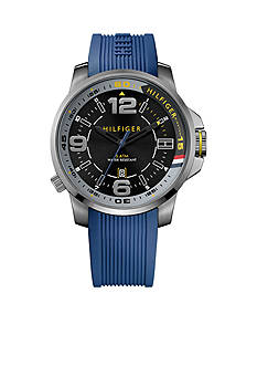 Tommy Hilfiger Men's Sport Gray IP Strap Watch
