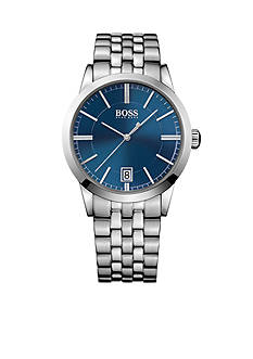 BOSS by Hugo Boss Men's Boss Black Stainless Steel Bracelet Watch