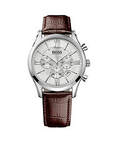 BOSS by Hugo Boss Men's Ambassador Chronograph Watch