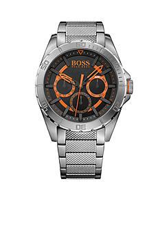 BOSS by Hugo Boss Men's Berlin All Steel Multi Function Watch