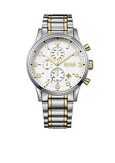 BOSS by Hugo Boss Men's Aeroliner Quartz Chronograph Watch