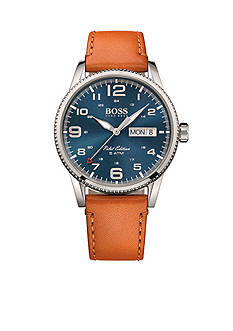 BOSS by Hugo Boss Men's Pilot Blue Dial Watch