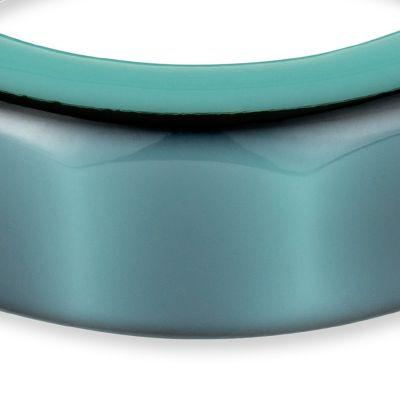Sam Edelman: Green Sam Edelman Carved Resin Bangle Bracelet