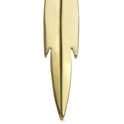 Sam Edelman Women Sale: Gold Sam Edelman Spear Drop Earring
