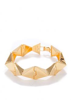 Trina Turk Triangle Flex Bracelet