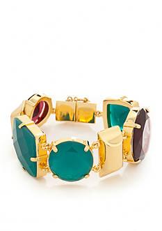 Trina Turk Drama Stone Flex Bracelet