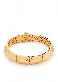 Trina Turk Textured Stud Flex Bracelet