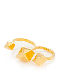Trina Turk Double Finger Ring