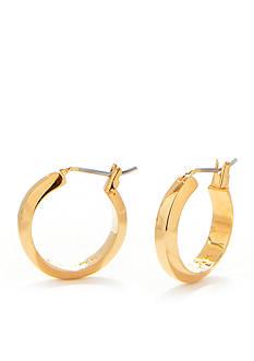 Trina Turk Pierced Small Hoop Earring