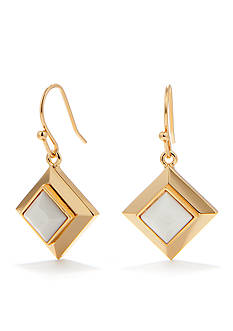 Trina Turk Diamond Drop Earring