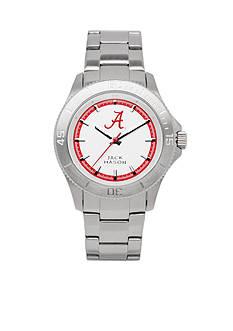 Jack Mason Men's Alabama Sport Bracelet Silver Dial Watch
