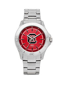 Jack Mason Women's South Carolina Sport Bracelet Team Color Dial Watch