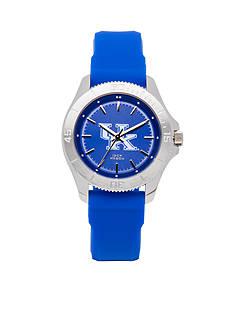 Jack Mason Women's Kentucky Sport Silicone Strap Watch