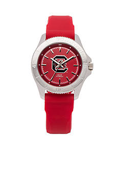 Jack Mason Women's South Carolina Sport Silicone Strap