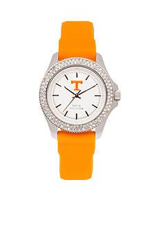 Jack Mason Women's Tennessee Glitz Silicone Strap Watch