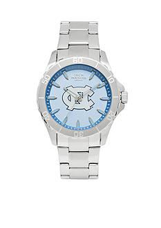 Jack Mason Men's North Carolina Sport Bracelet Team Color Dial Watch
