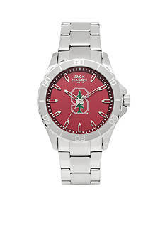 Jack Mason Men's Stanford Sport Bracelet Team Color Dial Watch