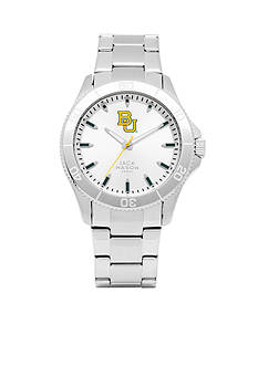 Jack Mason Men's Baylor Sport Bracelet Silver Dial Watch