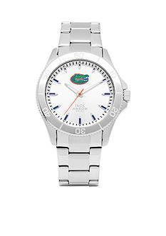 Jack Mason Men's Florida Sport Bracelet Silver Dial Watch