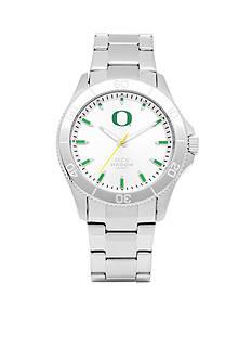 Jack Mason Men's Oregon Sport Bracelet Silver Dial Watch