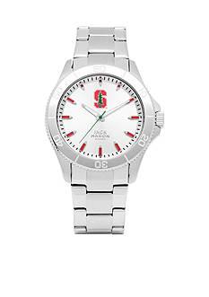 Jack Mason Men's Stanford Sport Bracelet Silver Dial Watch