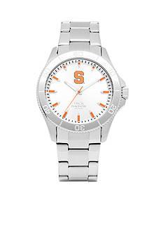 Jack Mason Men's Syracuse Sport Bracelet Silver Dial Watch