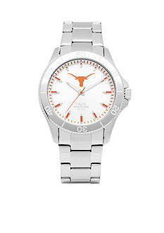 Jack Mason Men's Texas Sport Bracelet Silver Dial Watch