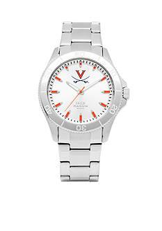 Jack Mason Men's Virginia Sport Bracelet Silver Dial Watch