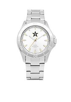 Jack Mason Men's Vanderbilt Sport Bracelet Silver Dial Watch