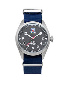 Jack Mason Men's Arizona Nato Solid Strap Watch