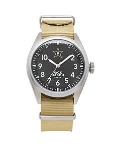 Jack Mason Men's Vanderbilt Nato Solid Strap Watch