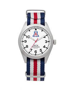 Jack Mason Men's Arizona Nato Striped Strap Watch