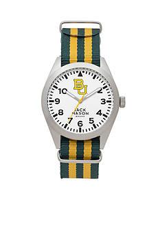 Jack Mason Men's Baylor Nato Striped Strap Watch