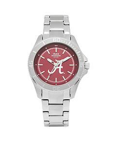 Jack Mason Women's Alabama Sport Bracelet Team Color Dial Watch