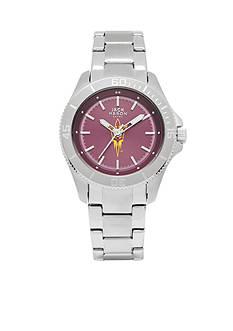 Jack Mason Women's Arizona State Sport Bracelet Team Color Dial Watch