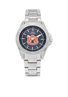 Jack Mason Women's Auburn Sport Bracelet Team Color Dial Watch