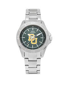 Jack Mason Women's Baylor Sport Bracelet Team Color Dial Watch