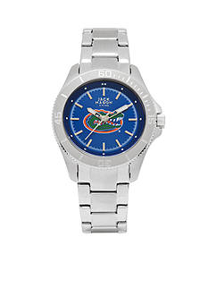 Jack Mason Women's Florida Sport Bracelet Team Color Dial Watch