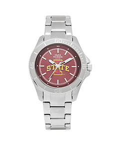 Jack Mason Women's Iowa State Sport Bracelet Team Color Dial Watch
